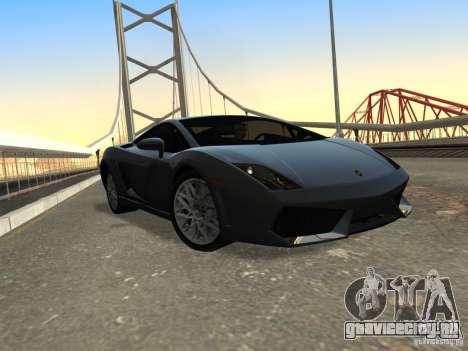 IG ENBSeries v2.0 для GTA San Andreas третий скриншот