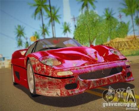 GTA IV Scratches Style для GTA San Andreas седьмой скриншот