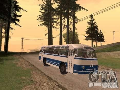 ЛАЗ 695М для GTA San Andreas вид слева