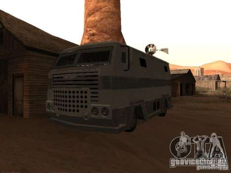 Avan из GTA TBoGT IVF для GTA San Andreas