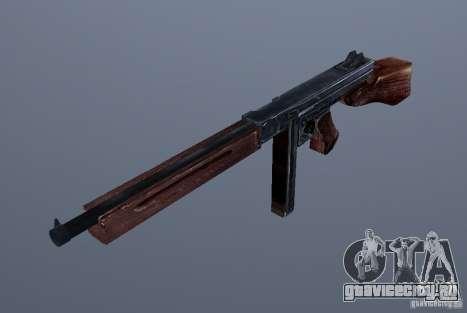 M1 (пистолет-пулемет Томсона) (v1.1) для GTA Vice City