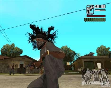 Пистолет Люгер для GTA San Andreas второй скриншот