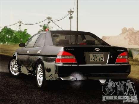 Nissan Laurel GC35 Kouki Unmarked Police Car для GTA San Andreas вид слева