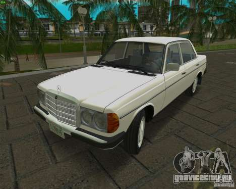 Mercedes-Benz 230 1976 для GTA Vice City