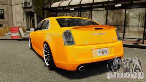 Chrysler 300 SRT8 LX 2012 для GTA 4