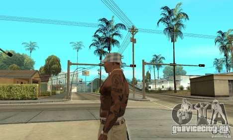 Tattoo mod для GTA San Andreas второй скриншот