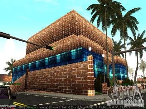 Новый госпиталь в Лос-Сантосе для GTA San Andreas второй скриншот