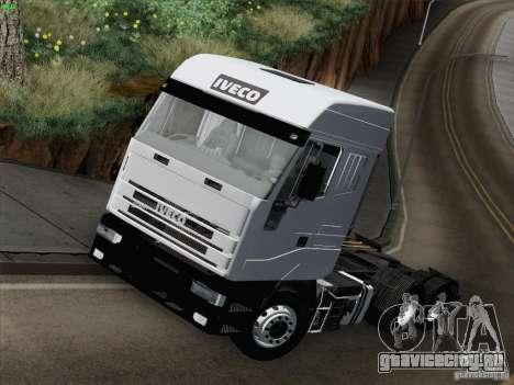 Iveco Eurostar для GTA San Andreas салон
