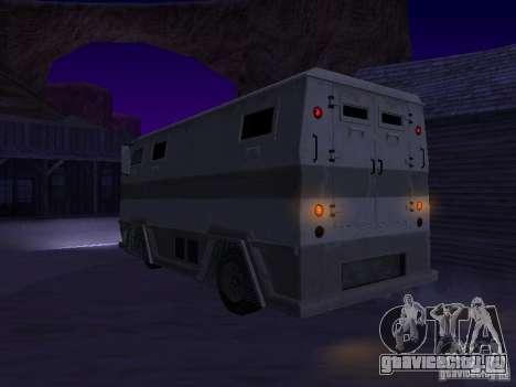 Avan из GTA TBoGT IVF для GTA San Andreas вид справа