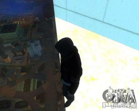 Prototype MOD для GTA San Andreas четвёртый скриншот