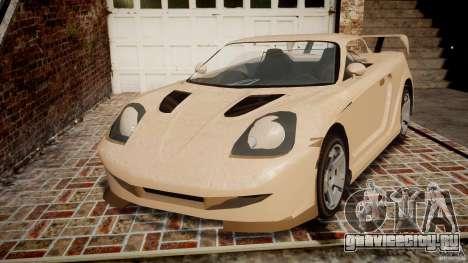 Toyota MR-S v1.1 для GTA 4
