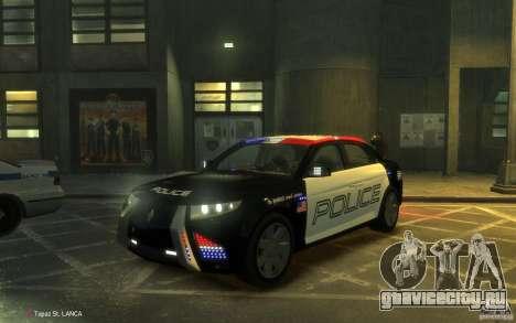 Carbon Motors E7 для GTA 4