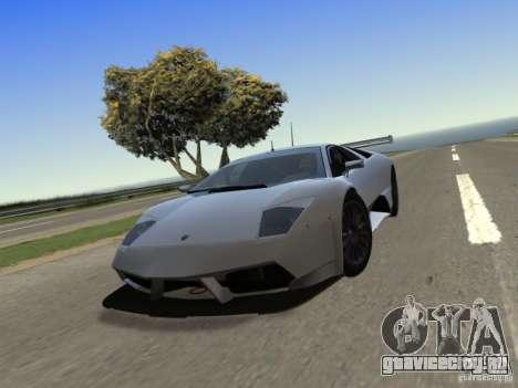 IG ENBSeries v2.0 для GTA San Andreas четвёртый скриншот