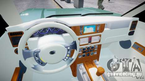 Range Rover Vogue для GTA 4 вид справа