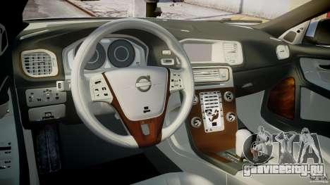 Volvo S60 для GTA 4 вид справа