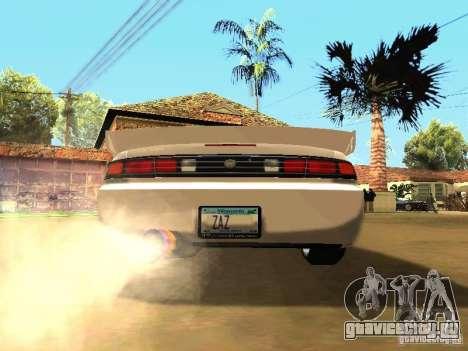 Nissan 200SX JDM для GTA San Andreas вид справа