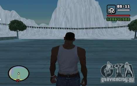 Mountain map для GTA San Andreas второй скриншот