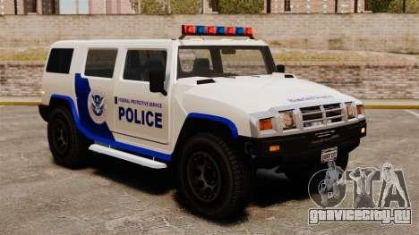Министерство внутренней безопасности США для GTA 4 второй скриншот