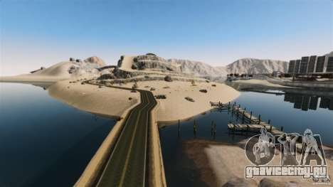 ROUTE 66 для GTA 4 второй скриншот