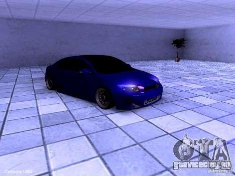 Toyota Scion для GTA San Andreas