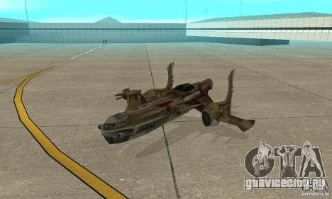 Hydra TimeShift Skin 1 для GTA San Andreas