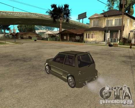 OKA 1111 Z.V.E.R. Tuning для GTA San Andreas вид слева