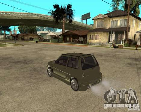 OKA 1111 Z.V.E.R. Tuning для GTA San Andreas