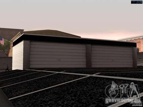 Новый гараж в Сан-Фиерро для GTA San Andreas третий скриншот