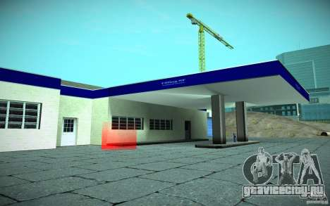 HD Garage in Doherty для GTA San Andreas второй скриншот