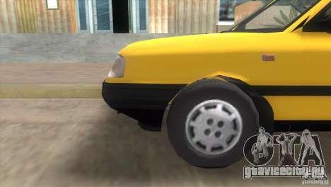 FSO Polonez Atu для GTA Vice City вид справа