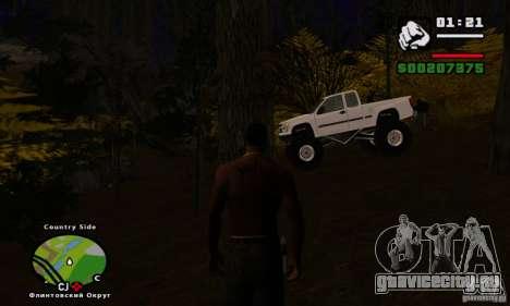 Переправа v1.0 для GTA San Andreas шестой скриншот