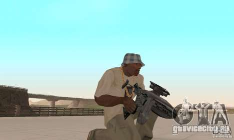 Pack оружия из Star Wars для GTA San Andreas второй скриншот