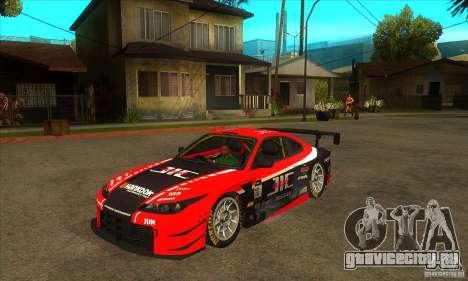 Nissan Silvia S15 - GT для GTA San Andreas