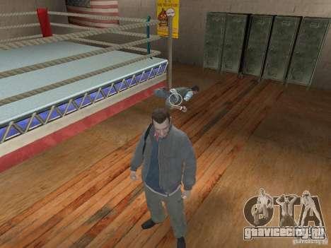 Система драк из GTA IV для GTA San Andreas второй скриншот