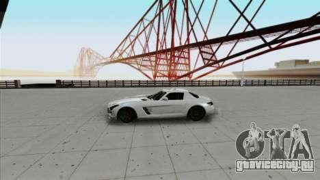 ENBSeries by egor585 для GTA San Andreas третий скриншот