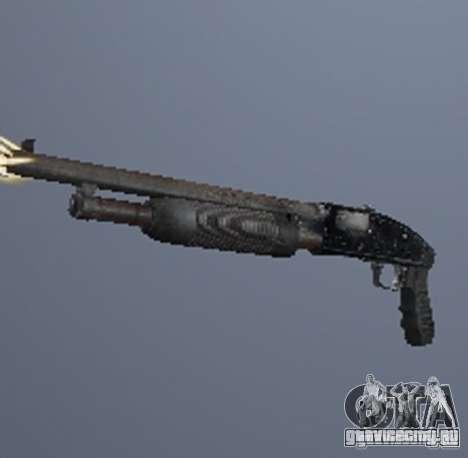 Набор оружия из сталкера V3 для GTA San Andreas третий скриншот