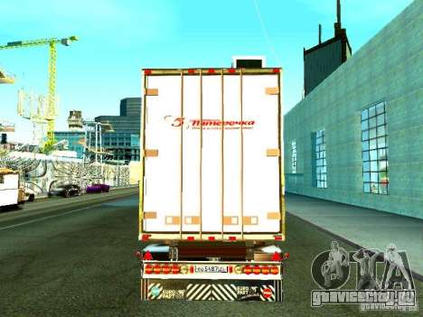 Новый прицеп для GTA San Andreas вид справа