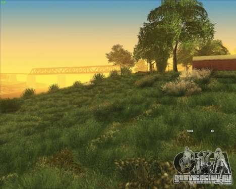 Project Oblivion 2010 For Low PC V2 для GTA San Andreas третий скриншот