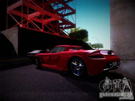 Realistic Graphics 2012 для GTA San Andreas третий скриншот
