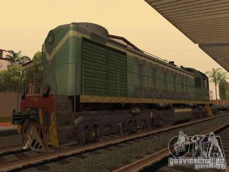 ТЭМ1 0786 для GTA San Andreas