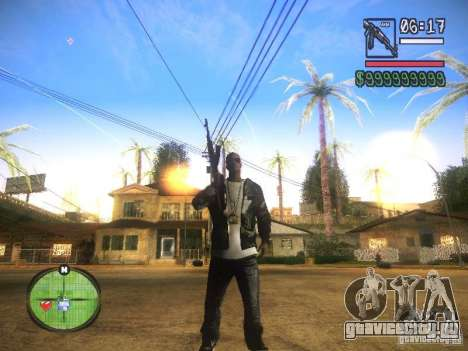 New ENBSEries 2011 v3 для GTA San Andreas шестой скриншот
