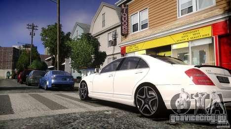 iCEnhancer 2.0 PhotoRealistic Edition для GTA 4 шестой скриншот