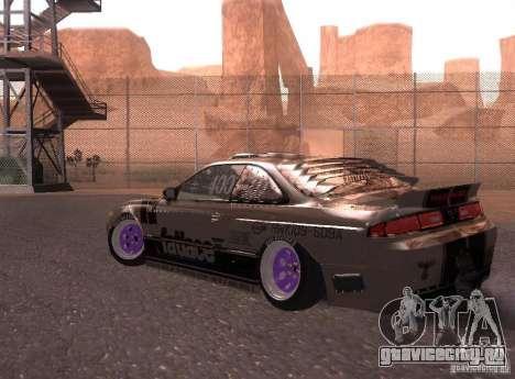 Nissan Silvia S14 Volklinger для GTA San Andreas вид справа