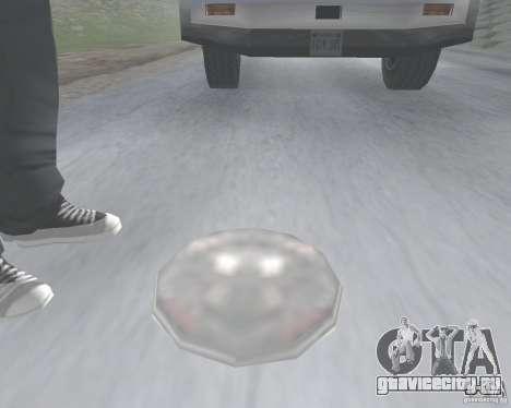 Мина v1.0 для GTA San Andreas второй скриншот
