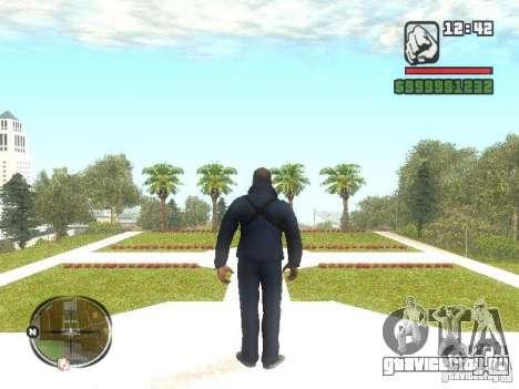 Viktor Zakhaev из COD MW 1 для GTA San Andreas второй скриншот