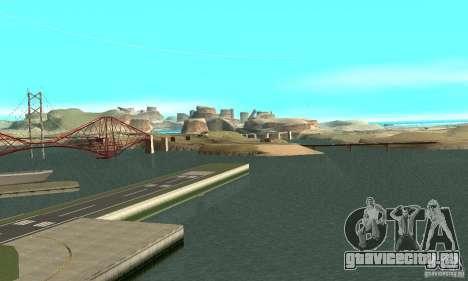 10x Increased View Distance для GTA San Andreas второй скриншот