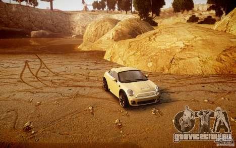 Mini Coupe Concept v0.5 для GTA 4 вид сбоку