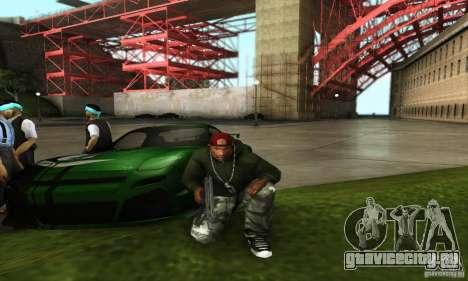 iPrend ENBSeries v1.3 Final для GTA San Andreas шестой скриншот