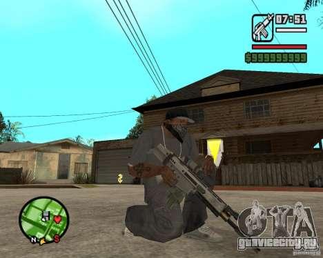 ARC с тепловизором для GTA San Andreas второй скриншот