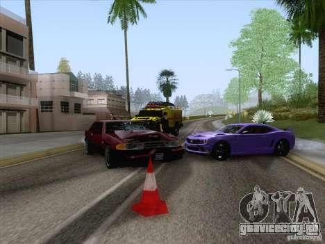 Аварии на дорогах для GTA San Andreas четвёртый скриншот